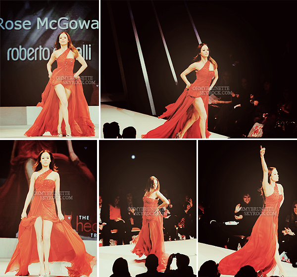 » Article 07 : Posté le 11/02/2012 | Event Rose McGowan