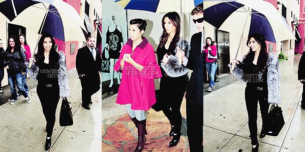 » Article 12 : Posté le 17/02/2012 | Candids Kim Kardashian