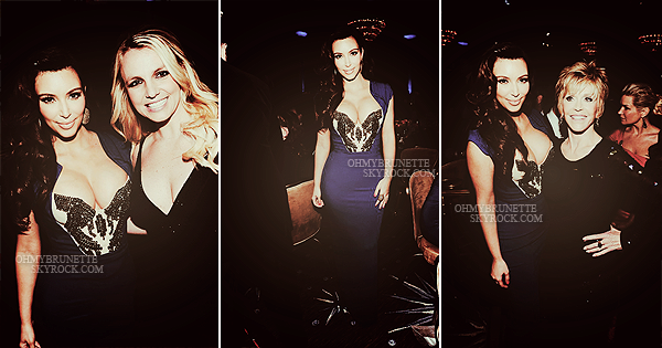 » Article 08 : Posté le 12/02/2012 | Event Kim Kardashian