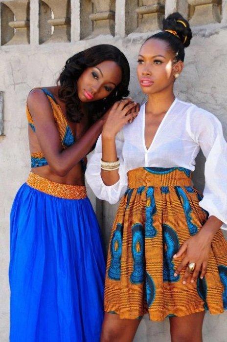 L'Afrique et la mode
