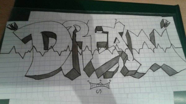 Mes graffitis (mais pas tous)