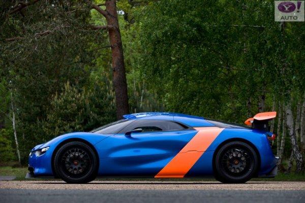 Alpine concept  A110 50 ans