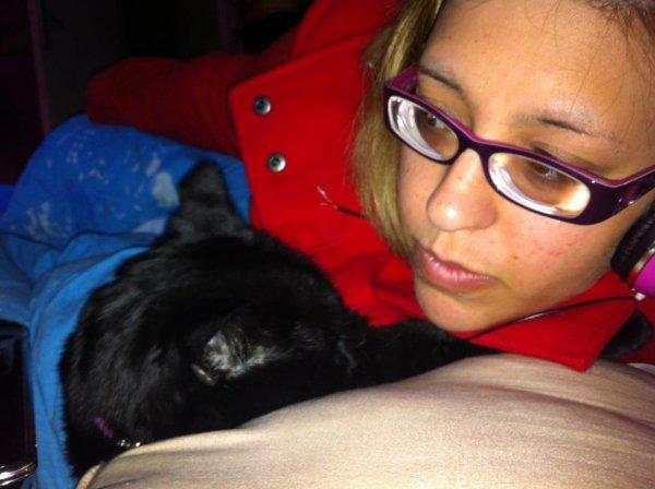 Mon doudou et moi