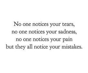 Quand tu pleure essuie tes larmes, car ton mental est ta seule arme.