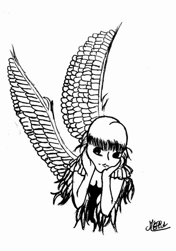 l'ange d'Avril