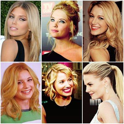 Laquelle de ces actrices préfères-tu ?