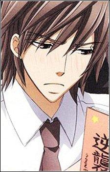 Je suis Kamijou Hiroki.
