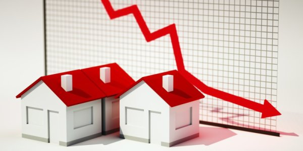 UK home price tumbled in the month of June