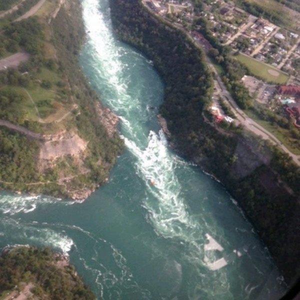 Chutes du niagara falls  8/09/2017