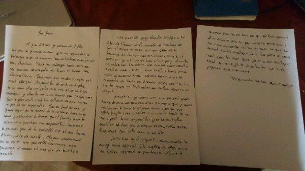 Lettre à mon frère pour ses 25 ans le 10mai