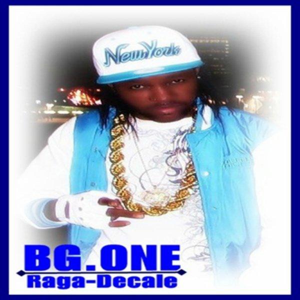 BG.ONE remix ragga decale seance mixage