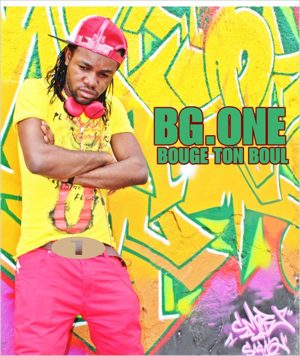 BG.ONE BOUGE TON BOULE (2012)