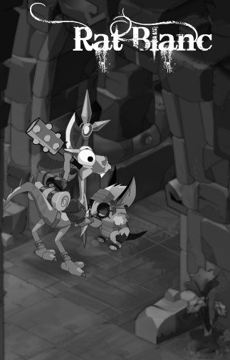 Donjon Rat Blanc (+3 captures)