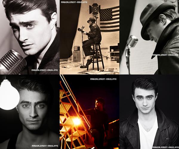 Février 2012 : Photoshoot Bullett Magazine