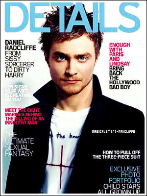 Emma Watson à propos de Daniel (2008)
