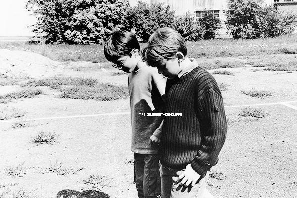 """""""Je sais que la prochaine fois que je verrais Rupert, nous serons assis l'un à côté de l'autre et nous parlerons, ce sera comme autrefois. Ce sera fantastique ... """""""