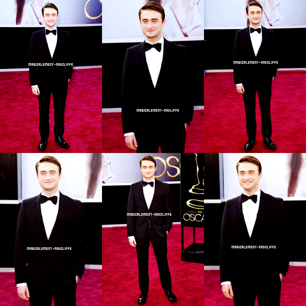 24/02/13 : 85ème Cérémonie Des Oscars