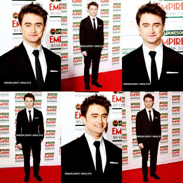 24/03/13 : Empire Awards