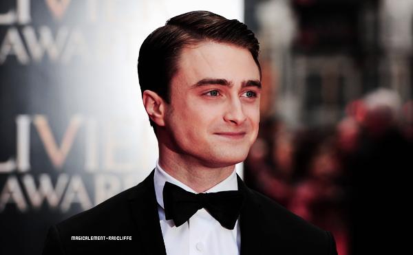 28/04/13 : Olivier Awards