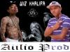 Alilio & Wiz khalifa smoking weed <3 !