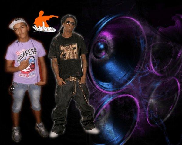 Lil wayne & Alilio <3 !