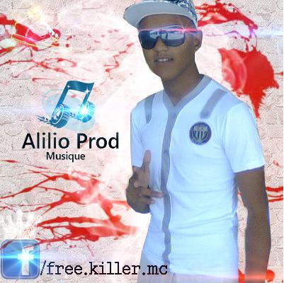 """le couverture du premier albume du alilio """" ALILIO STYLE"""""""