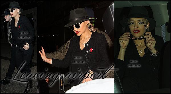 • 4, 6 NOVEMBRE - CANDIDS - LONDRES / LOS ANGELES Ce mardi, Rita a été aperçue quittant la boutique Adidas de Londres. Ensuite, ce jeudi, Rita a été vue quittant l'aéroport LAX de Los Angeles.