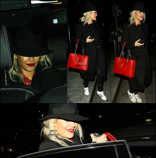 • 19 JANVIER 2015 - CANDIDS/PHOTOSHOOT - LOS ANGELES