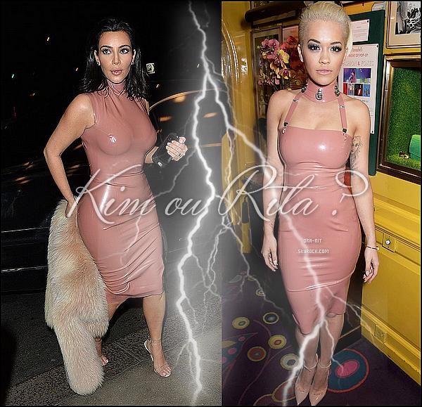 *28/02/15 - Rita été a l'aéroport LAX à Los Angeles. Même si la tenue est très sombre, j'aime bien la tenue de Rita. Petit coup de coeur pour le pantalon. *