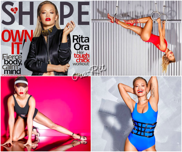 *12/04/17 - Rita a été vue dans les rues avec des amies après son cours de gym à Notting Hill. Tenue sportive pour Rita donc assez banale mais j'adore son sac Chanel. Contente que la miss soit de nouveau de sortie!  *