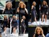*18/07/17 - Rita a été photographiée alors qu'elle se promenait dans les rues de New-York. Si Rita ne portait pas des tenues reconnues originales, ce ne serait pas Rita. Je vous laisse regarder la nouvelle petite tenue de Rita pour ce candid. **