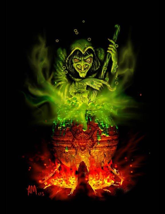 "GABRY PONTE - LA DANZA DELLE STREGHE [DAGMA ""The Witches In Melody"" Rmx] clin d'eoil a mon bb jack et princesse aurore"