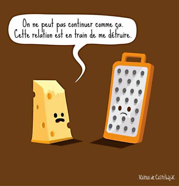 """plus fort que le roquefort !Français enquêter sur «fromage magique"""" système pyramidal"""