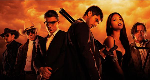 Une nuit en enfer (série télévisée) top j adore hate de voir la saison 3