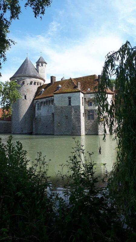 super moment découverte  visite monument histoire qui de plus avec mon cheri  ancien chateau de bruay la buissiére  et holain