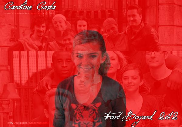 Fort Boyard du 22 décembre