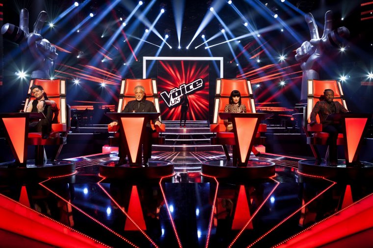 The Voice Jeu
