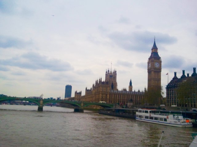 """""""God save London ! (1/2)"""""""