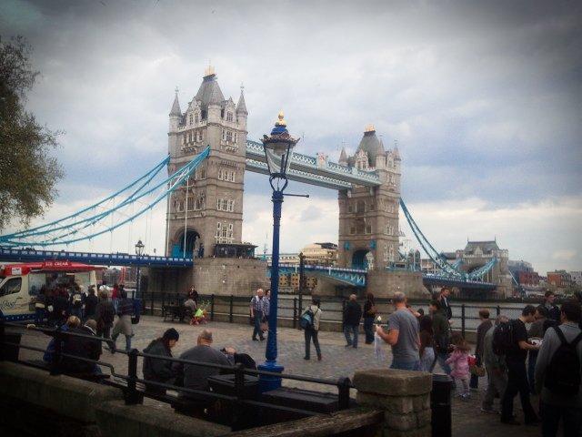 """""""God save London !"""" (2/2)"""