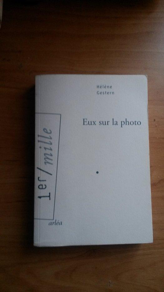 « Eux sur la photo » d' Hélène gestern 1/2
