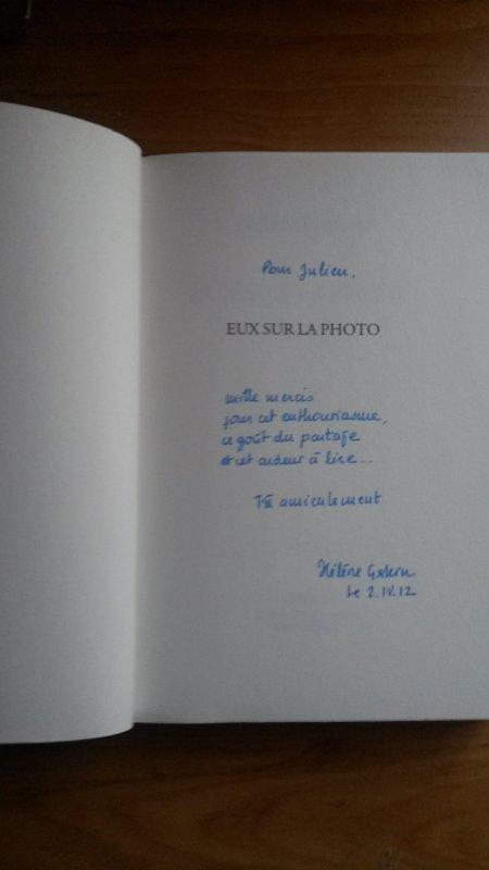 """""""Eux sur la photo"""" d'Hélène Gestern (2/2)"""