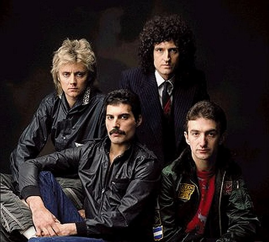 Queen : Un groupe royal !