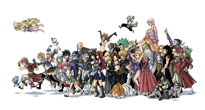 ~ Fairy Tail. ~