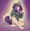 Moi en femelle doggy furry :3