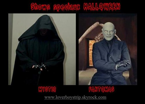 Shows pour Halloween