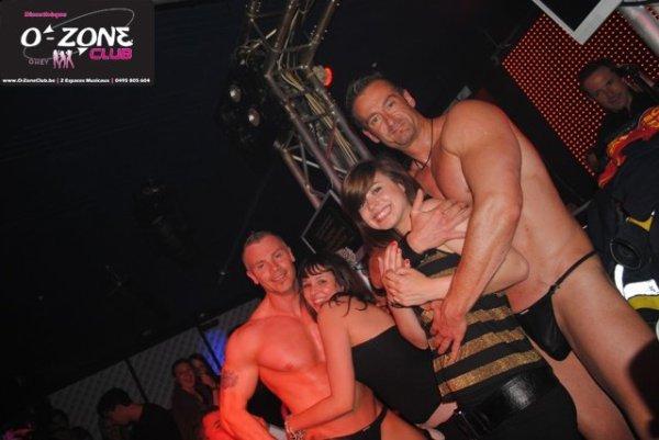 Show Chippendales discothèque