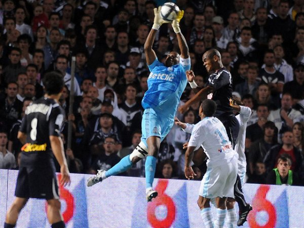 Bordeaux 1- 1 OM