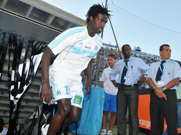 N'Diaye se blesse avec le Sénégal