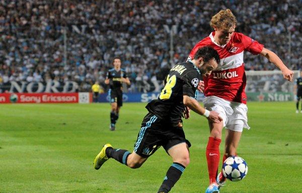 OM 0 - 1 Spartak Moscou : Hold-up au Vélodrome