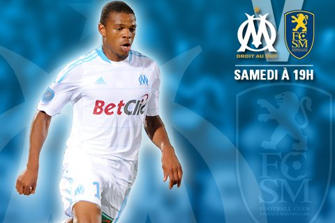 OM-FCSM : le groupe des 18 Olympiens